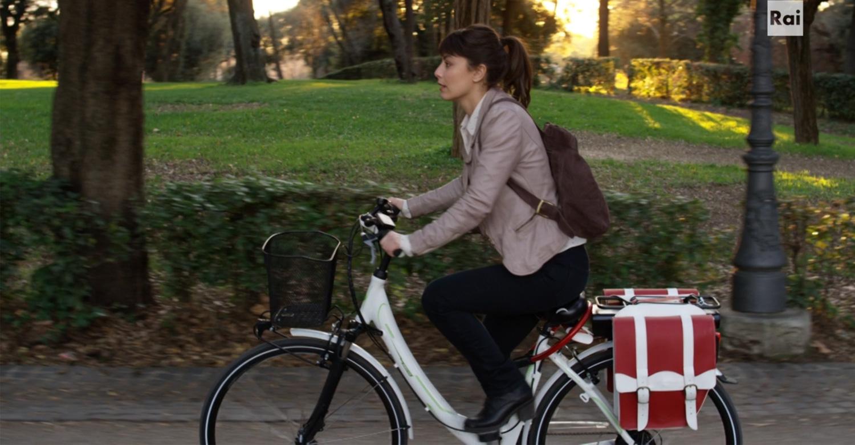 """Le Lombardo Bikes su Rai1 nella fiction """"L'allieva 2"""""""