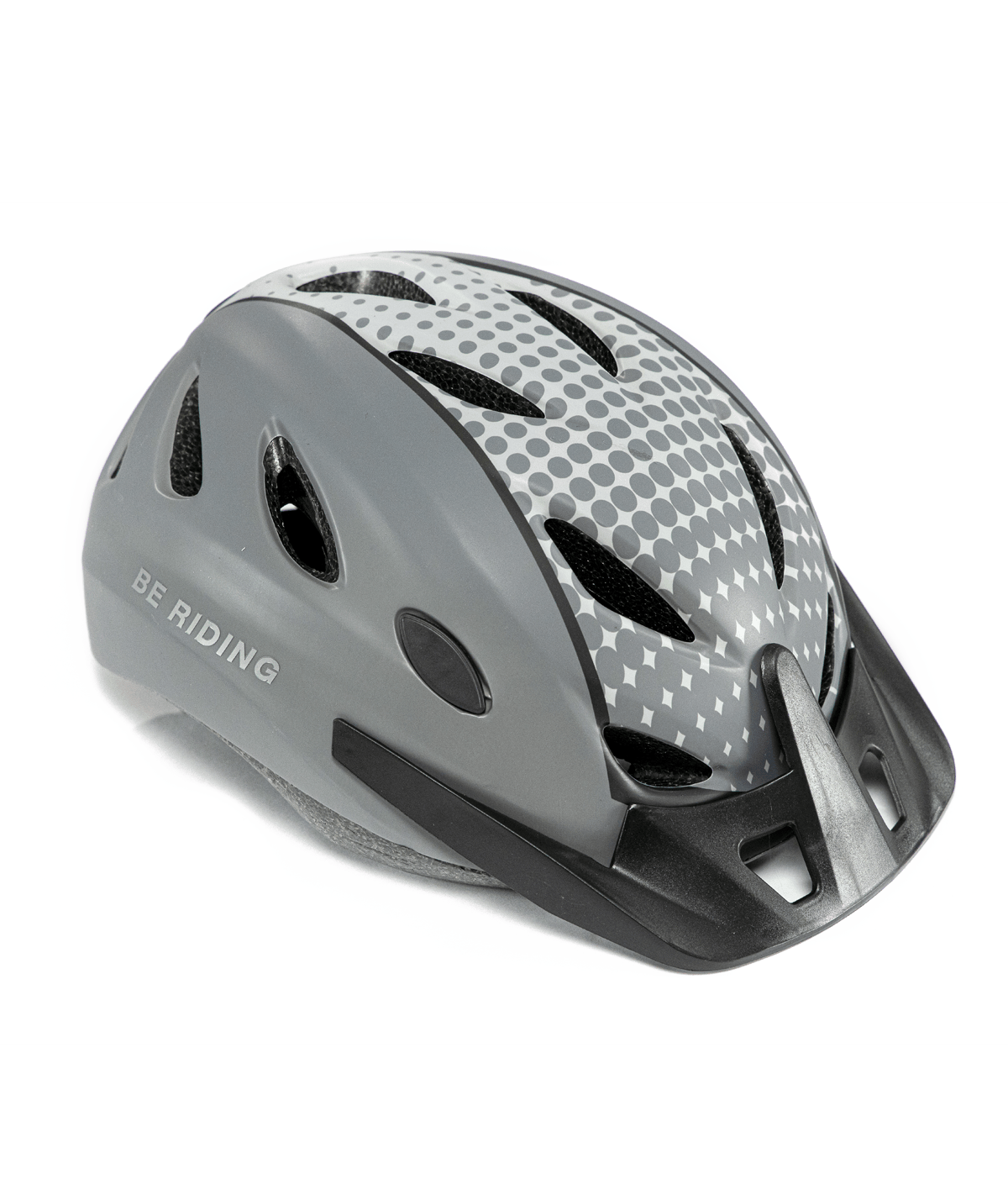 Trekking Helmet Black-Grey
